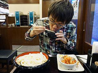 丸亀製麺(石川大樹) 1,330円
