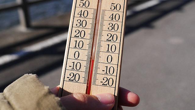 山中湖は2℃