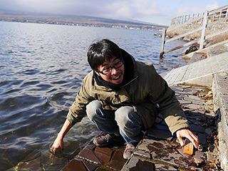 富士山の裾野(地主恵亮)
