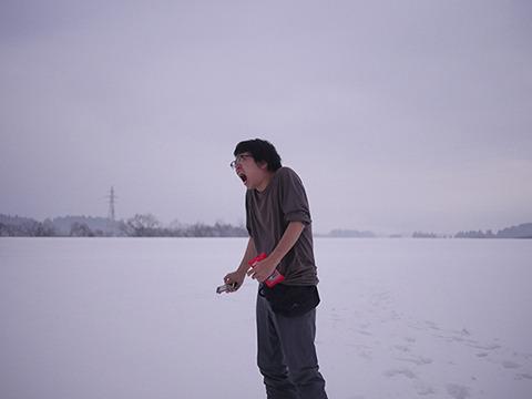 時間がたってきて伸びてきた辛さ。雪の冷たさとかどうでもよくなるくらい辛い