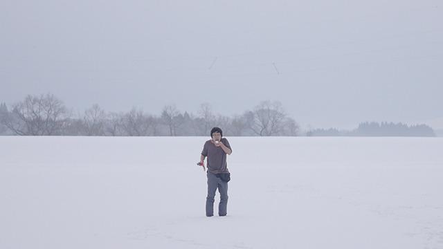 はたして昔話のとおり、柿より唐辛子入り雪をたべたほうが温まるのか?