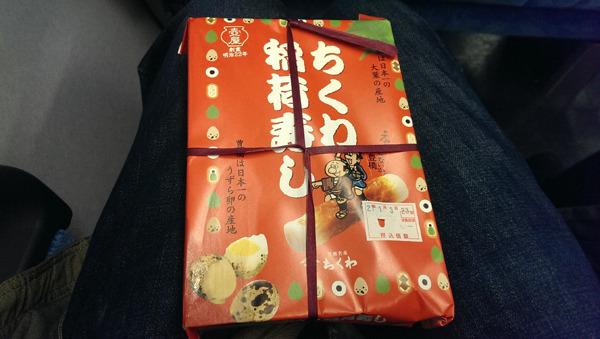 豊橋は日本一の大葉の産地(右上)。豊橋は日本一のうずら卵の産地(左下)。ちくわといなり寿司は…?