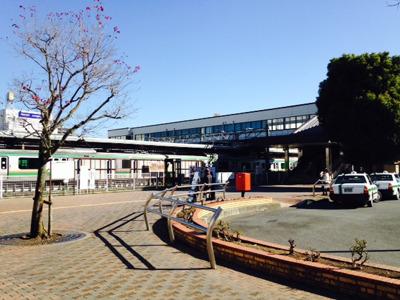 埼玉県の桶川駅からバスで15分。有志5名で向かったので、タクシーを使う。