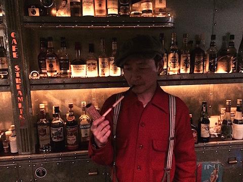 若林秀治さん(42歳)