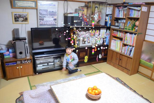 凱牙(かいが)くん3歳