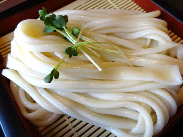 美しい麺。