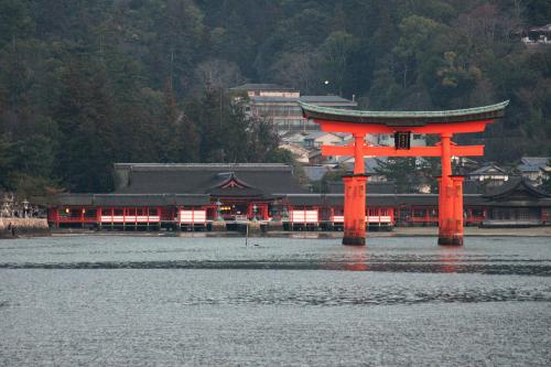 """世界遺産""""厳島神社""""のある「厳島」も特別史跡"""