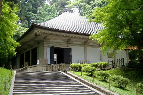 """金色堂で有名な""""平泉""""の「中尊寺境内」も特別史跡であり世界遺産"""