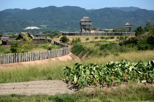 登呂遺跡を食った「吉野ヶ里遺跡」も当然ながら特別史跡