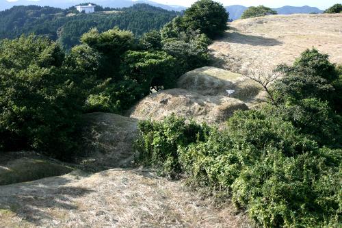 こちらは大宰府の南を守る「基肄(椽)城跡」