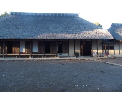 古民家を利用した公民館的な施設です。