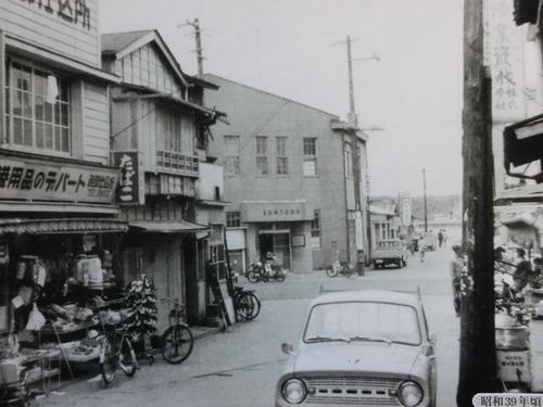 """1964(昭和39)年ごろの""""マグロード"""""""