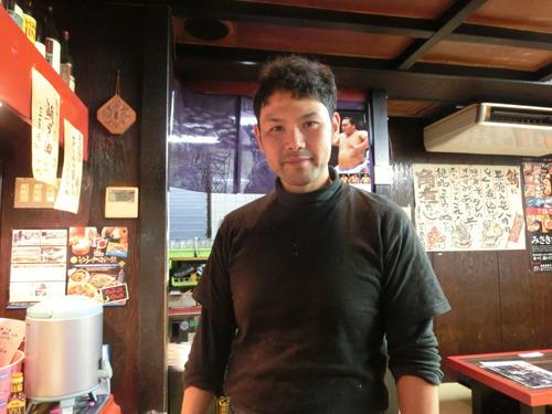 2代目の山田拓哉さん、42歳