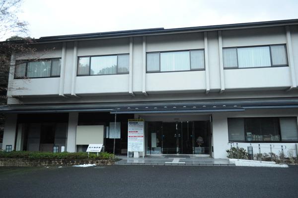 近江勧学館。ちはやふるで見たことある!