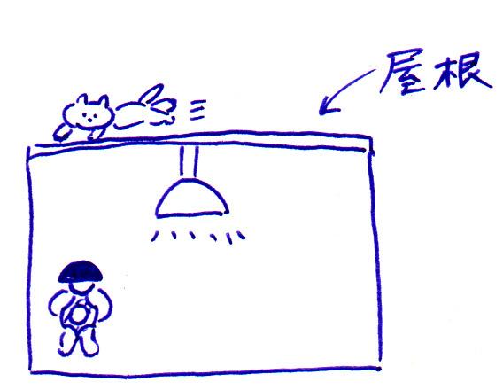 (この家のイメージ)