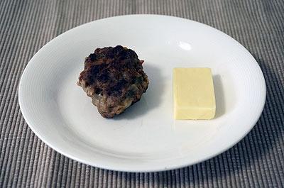 チーズnearハンバーグ