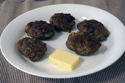 チーズamongハンバーグ