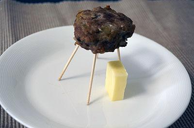 チーズatハンバーグ