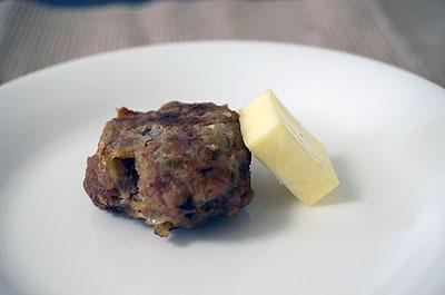 チーズagainstハンバーグ