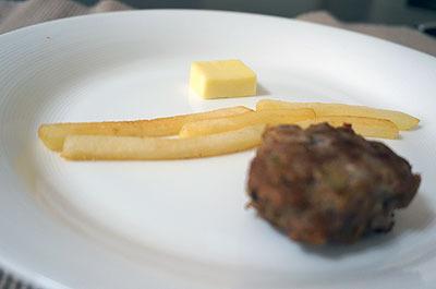 チーズoppositeハンバーグ