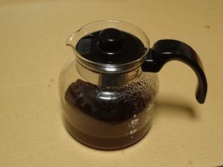 たくさんいれすぎたコーヒー