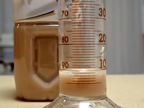 突沸力は8mL。ペットボトルを温める際には要注意。