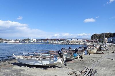 城ヶ島は漁業と観光の島。城ヶ島大橋のおかげで本土へのアクセスも良好。