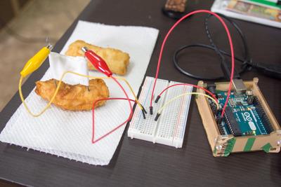 Arduino。前に別の記事で使うのに買ってから使い処が分からずにそのまま眠っていた。