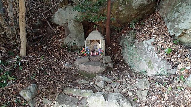 小野小町のお墓がありました!