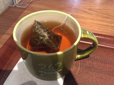 茨城産の茶葉を使ったティーでひといき