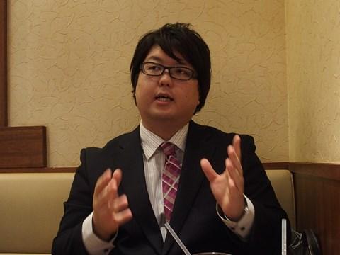 『クイズモンスター』古川洋平さん。好きなアイドルは乃木坂46。