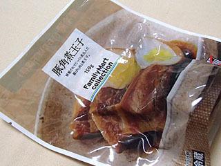 豚角煮玉子
