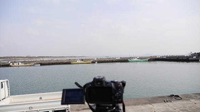 カメラを構えてはや3時間。