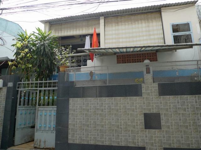 到着!アンちゃんの家。