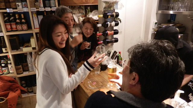 「桜新町」の立ち飲みバル