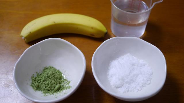 砂糖水をベースに沖縄のさとうきびジュースを再現したい!