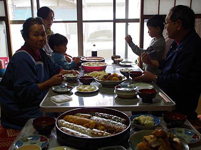 趣味ではなく生活の糧としての製麺料理を味わえて、食欲と好奇心が満たされました。