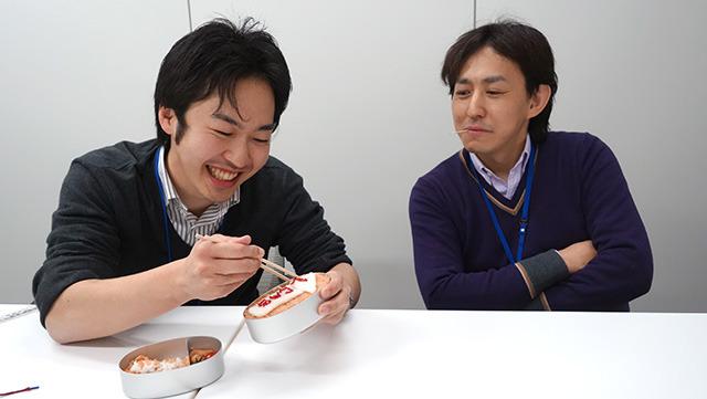 中嶋「弁当で4Kを掴んだ気がします」 廣井「そうじゃな」