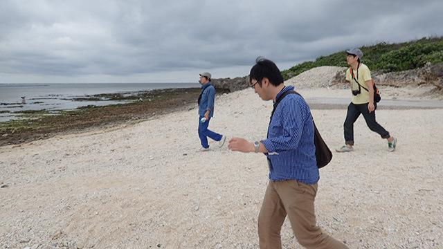 ロケ地:石垣島