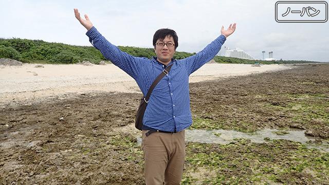 今の気持ちをジェスチャーで表すと、と西村さん。開放的なポーズとは対照的にその表情には不安が見て取れる。