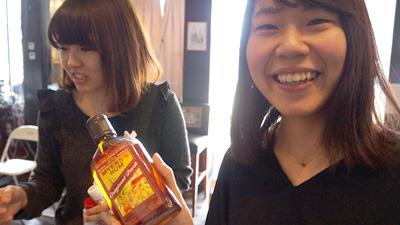 ラム(RAM)も用意してたのだけど、昼時だったので自粛。藤田家へ引き取ってもらいました。この笑顔!