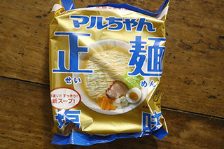 塩ラーメン(正麺)