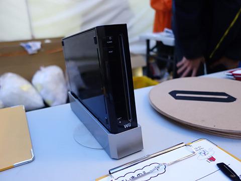 Wiiは、たぶん新しいWii U買ったからいらないんだな。