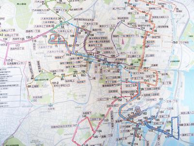 品川、東京タワー、六本木、虎ノ門、赤坂、表参道など区内全域をカバーし、有名な観光地の前にも停留所が設けられている