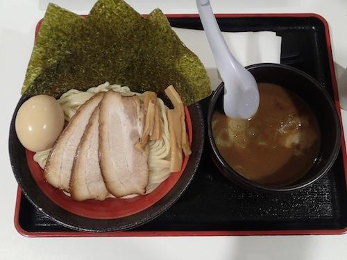 つけ麺おいしゅうございました。