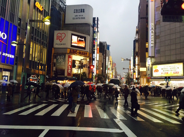 大都市「新宿」