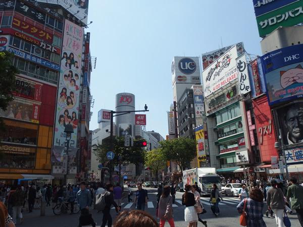 渋谷に来ると、東急ハンズに行きたくなりますね。