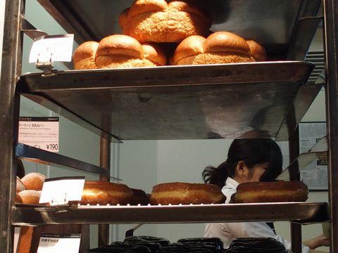 ドーナツ生地を使ったパンもありました。