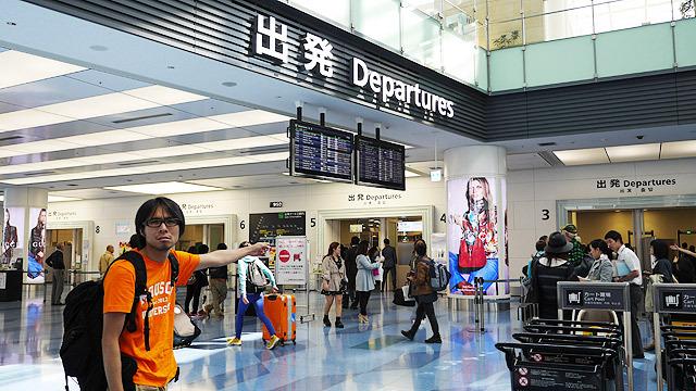 海外旅行に行きたいよ!