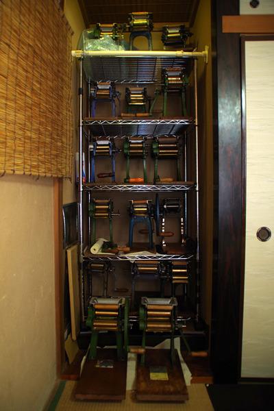 玉置さんちの製麺機マンション